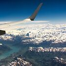 High Above the North Face by Kasia-D