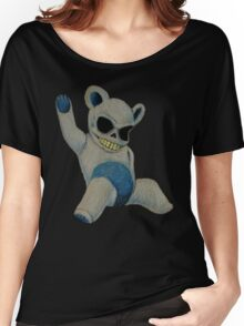 Teddy Skeleton Women's Relaxed Fit T-Shirt