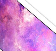 California Galaxy Sticker