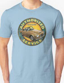 Datsun 2000 Authorized Service T-Shirt