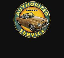 Datsun 2000 Authorized Service Unisex T-Shirt