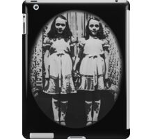 The Shining - Twins iPad Case/Skin