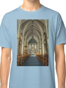 St Mary's Painted Church Classic T-Shirt