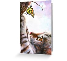 Fascination Greeting Card