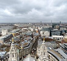 London- St. Pauls by jhabeeb