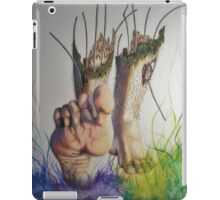 Build your steps iPad Case/Skin