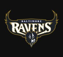 Baltimore Ravens by bandsin