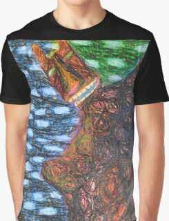 Monster 2 - Abstract Graphic T-Shirt