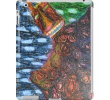 Monster 2 - Abstract iPad Case/Skin