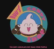 Buu's Candy Shop - Dragonball Z Baby Tee