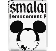 Dismaland Mickey iPad Case/Skin
