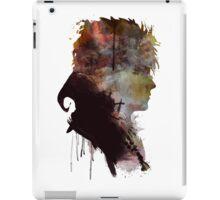 David Bowie // Labyrinth // Jareth the Goblin King iPad Case/Skin