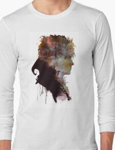 David Bowie // Labyrinth // Jareth the Goblin King Long Sleeve T-Shirt