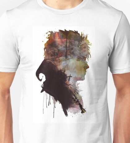 David Bowie // Labyrinth // Jareth the Goblin King Unisex T-Shirt