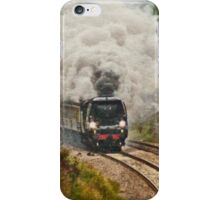 All Aboard and Bound for Abroad iPhone Case/Skin
