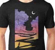 Techno Colour Desert Nomad Unisex T-Shirt