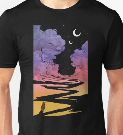 Techno Colour Desert Nomad Unisex T-Shirt