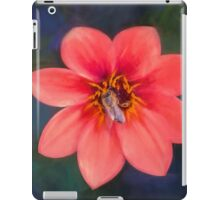 Red Dahlia  (OG) iPad Case/Skin