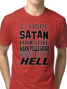 Lucifer Tri-blend T-Shirt