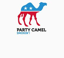 Political Party Animals: Camel Unisex T-Shirt