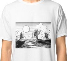 Three Island Castles Classic T-Shirt