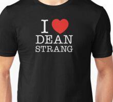 I Heart Dean Strang - White Unisex T-Shirt