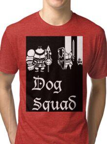 Undertale Dog squad Tri-blend T-Shirt