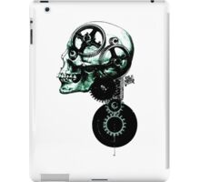 Steampunk Skull iPad Case/Skin