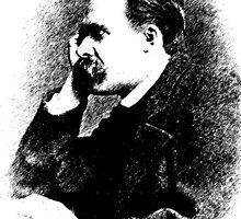 Nietzsche by TheGreenMan