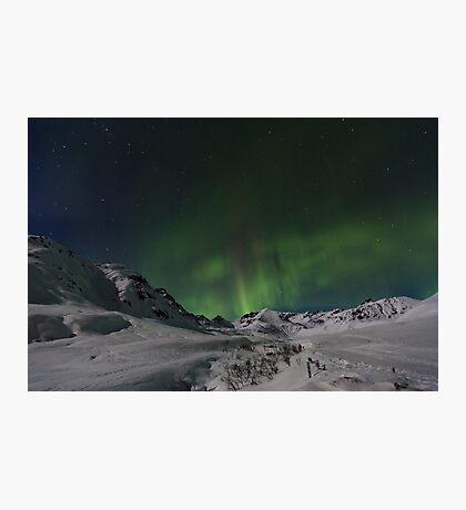 STOCK ~ Dance Of The Aurora Photographic Print