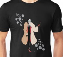 Cruella DeMon Unisex T-Shirt