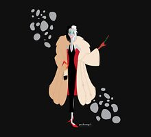 Cruella DeMon Unisex T-Shirt