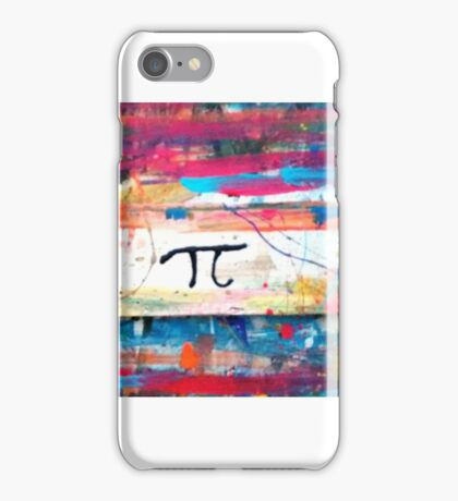 simply pi iPhone Case/Skin
