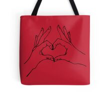 heartfelt Tote Bag