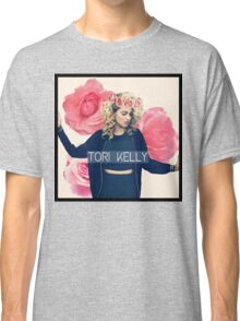 Tori Kelly Flowers Classic T-Shirt