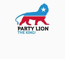 Political Party Animals: Lion Unisex T-Shirt