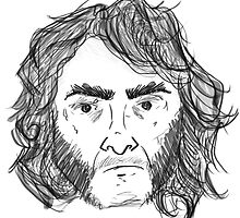 Inherent Vice Joaquin Phoenix by ahni mazybolton