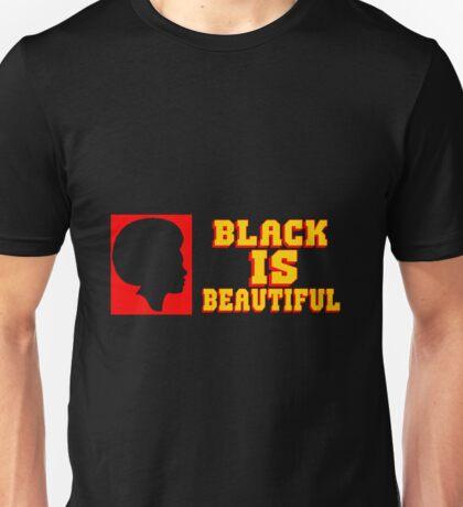 BLACK IS BEAUTIFUL Unisex T-Shirt