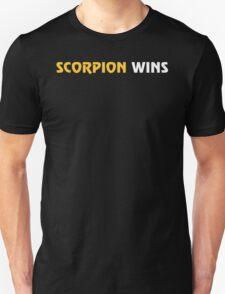 Scorpion Wins T-Shirt