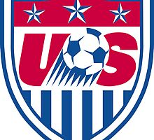 US Soccer by Andy Quan