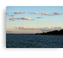 Urangan      Hervey Bay  Queensland Australia Canvas Print