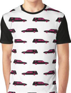 Hearse Graphic T-Shirt