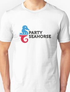 Political Party Animals: Seahorse T-Shirt