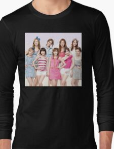 Girls Generation SNSD by bima Long Sleeve T-Shirt
