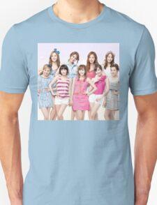 Girls Generation SNSD by bima Unisex T-Shirt