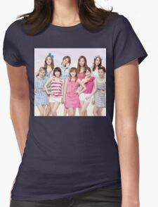 Girls Generation SNSD by bima Womens Fitted T-Shirt