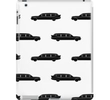 Hearse iPad Case/Skin