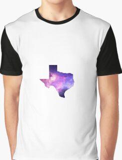Texas Galaxy Graphic T-Shirt