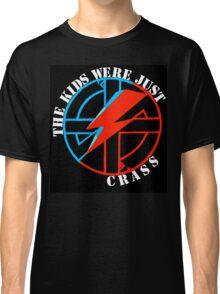 The Kids Were Just Crass Classic T-Shirt