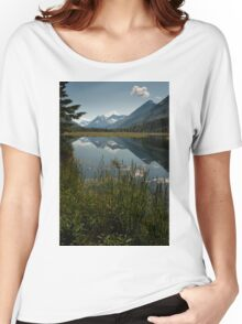 STOCK ~ Tern Lake in Reflection Women's Relaxed Fit T-Shirt